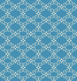 Vintage seamless monochrome geometrical pattern Royalty Free Stock Images