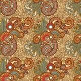 Vintage seamless pattern Stock Image