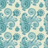 Vintage seamless pattern vector illustration