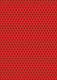 Vintage seamless pattern. Stock Image