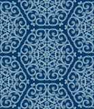 Vintage seamless pattern Stock Photography