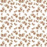 Vintage seamless pattern. Oriental ottoman style damask seamless pattern Royalty Free Stock Images