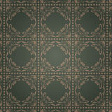 Vintage seamless pattern. For background, pattern swatches Stock Photos