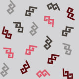 Vintage seamless pattern and background for web and mobile applications. In vector Stock Photo