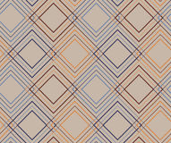 Vintage seamless pattern and background for web and mobile applications. In vector Royalty Free Stock Photography