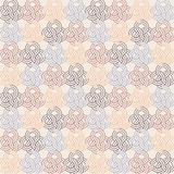 Vintage seamless pattern and background for web and mobile applications. In vector Stock Images