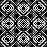 Vintage seamless pattern with brushed lines Stock Images