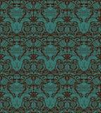 Vintage seamless pattern Royalty Free Stock Photos