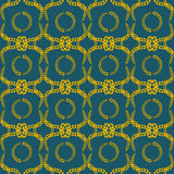 Vintage seamless pattern eps 10 Stock Images