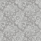 Vintage seamless pattern. Seamless floral pattern for design, vector Illustration stock illustration