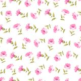 Vintage seamless pattern Royalty Free Stock Photo