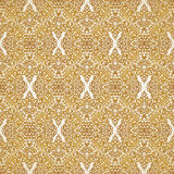 Vintage seamless pattern with lacy ornament in retro style. Golden brocade background. It can be used for wallpaper, pattern fills, web page background, surface Royalty Free Stock Images