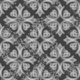 Vintage seamless pattern. Old Royal ornament. Retro background. Royalty Free Stock Image