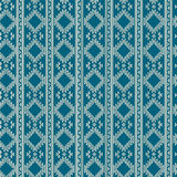 A vintage seamless pattern Stock Images
