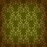Vintage seamless pattern with swirls. Vintage vector seamless pattern with swirls.  Royal wallpaper Royalty Free Stock Photo