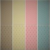 Vintage seamless pattern. Stock Photos