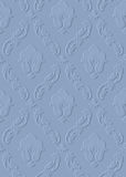 Vintage seamless pattern. Vector Royal background Stock Photos
