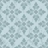 Vintage seamless pattern with Victorian motif Stock Photo