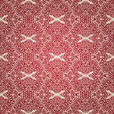 Vintage seamless pattern in Victorian style. Stock Photo