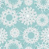 Vintage seamless pattern for your design Royalty Free Stock Photo