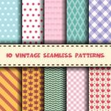 Vintage seamless Stock Image
