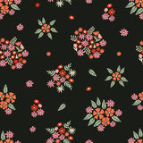 Vintage seamless print. Royalty Free Stock Images