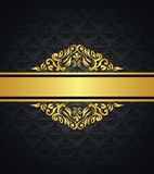 Vintage seamless wallpaper Royalty Free Stock Photography