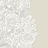 Vintage seamless wallpaper background Royalty Free Stock Images