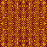 Vintage seamless wallpaper background pattern Stock Photos