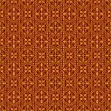 Vintage seamless wallpaper background pattern Stock Photos
