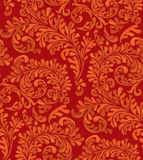 Vintage Seamless Wallpaper Pattern royalty free illustration