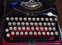 Vintage Seidel Naumann Erika Typewriter images libres de droits