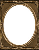 Vintage sepia picture frame Royalty Free Stock Images