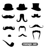 Vintage set Royalty Free Stock Images