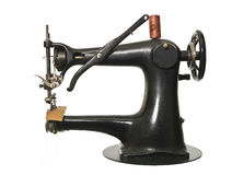 Vintage Sewing-machine Stock Photo