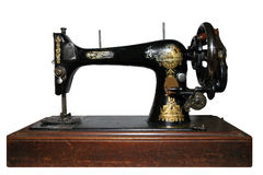 Free Vintage Sewing Machine Stock Photo - 13748400