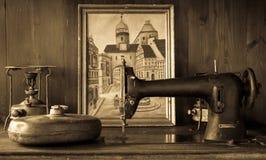 Free Vintage Sewing Machine Royalty Free Stock Photo - 50213795