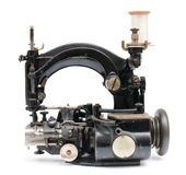 Vintage sewing machine Royalty Free Stock Photography