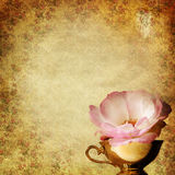 Vintage shabby chic background Stock Photo