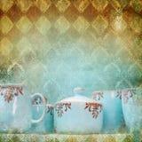 Vintage shabby chic background Royalty Free Stock Photo