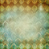 Vintage shabby chic background Stock Image