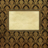 Vintage shabby chic background Stock Photography
