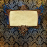 Vintage shabby chic background Royalty Free Stock Photos