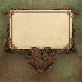 Vintage shabby chic background Stock Photos