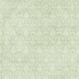Vintage shabby chic green damask background Royalty Free Stock Image