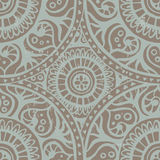 Vintage  shabby ethnic seamless pattern Royalty Free Stock Images
