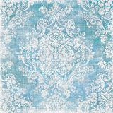 Vintage shabby ornament background Stock Image