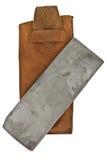 Vintage Sharpening Stone Royalty Free Stock Photo