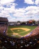 Vintage Shea Stadium Fotografia de Stock
