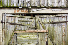 Vintage shed Royalty Free Stock Photography
